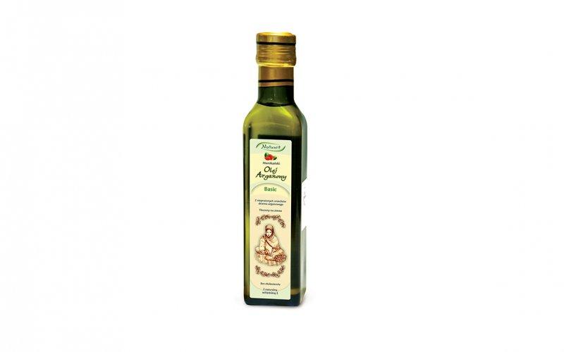Olej arganowy Basic 250 ml