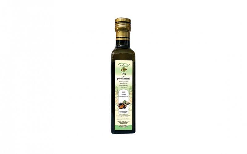Olej z pestek moreli NATUWIT 250 ml